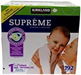 Kirkland Baby Diapers Best Deals - Kirkland Diapers-Size 1-192 Count