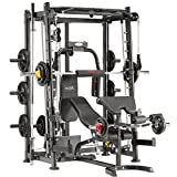 YSMART Workout Machine Total Body Training Home Gym System