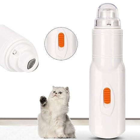 Danigrefinb - Cortaúñas eléctrico Profesional para Gatos y Perros