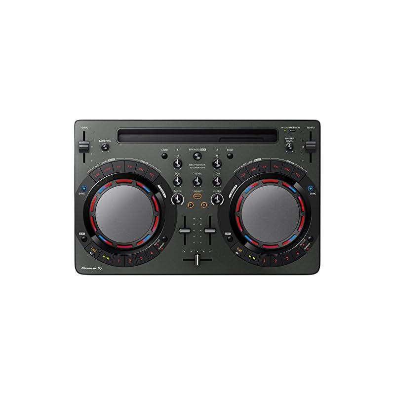 Pioneer DJ Black (DDJ-WeGO4-K)