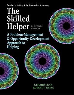 Amazon com: The Skilled Helper: A Problem-Management and Opportunity