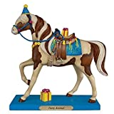 Trail of Painted Ponies Party Animal Horse with Presents Figurine 4049717