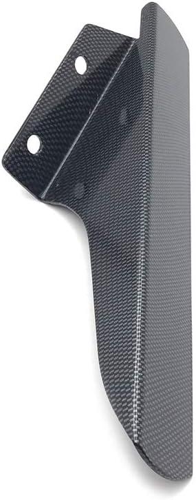 HTTMT MT161-BK-GSXR LOGO Black Chain Guards Cover Compatible with 2004 2005 Suzuki GSX-R GSXR 600 750