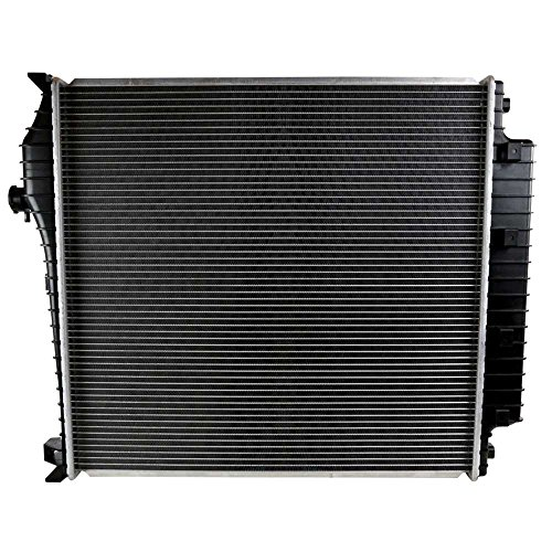 Prime Choice Auto Parts RK1661 New Aluminum Radiator