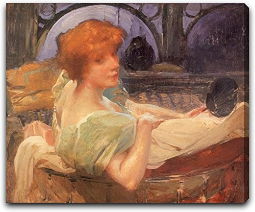 portrait-de-mme-georges-rodenbach-by-paul-albert-besnard-21-x-26-extra-thick-25-gallery-wrapped-canv