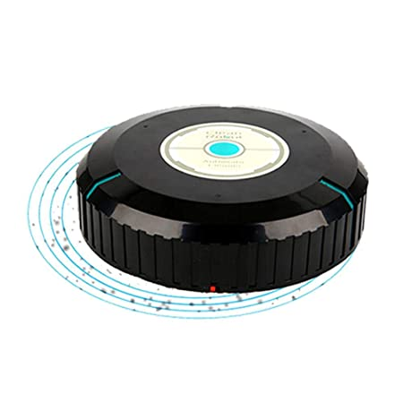 Nrkin Robot Aspirador Barredora Inteligente Barredora de batería ...
