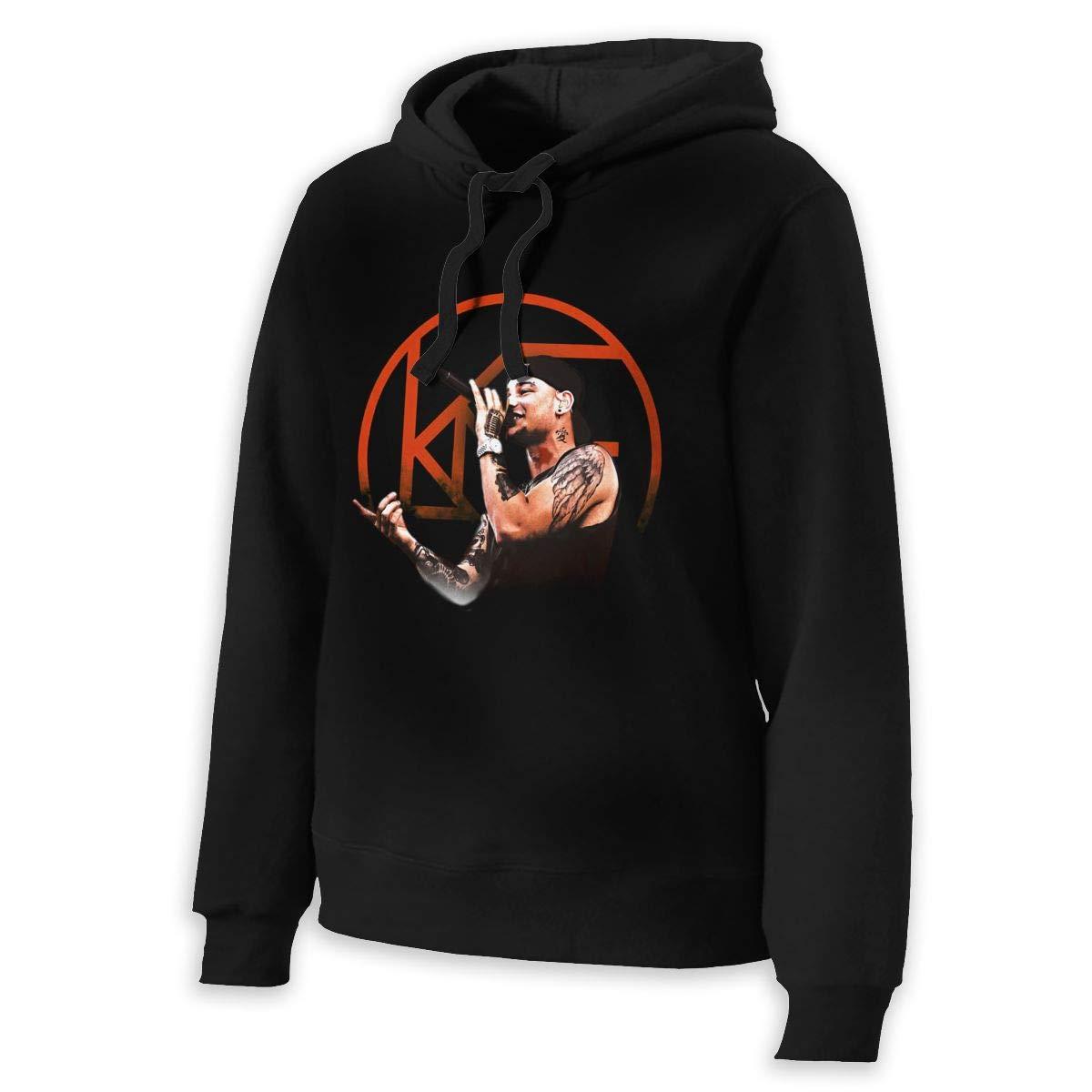 Vicromanko Womans Kane Brown Sweater Classic Drawstring 4587 Shirts