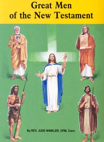 Great Men of the New Testament (10-pack)