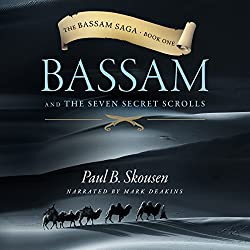 Bassam and the Seven Secret Scrolls
