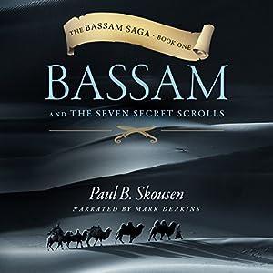 Bassam and the Seven Secret Scrolls Audiobook