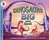 Dinosaurs Big and Small, Kathleen Weidner Zoehfeld, 0060279354