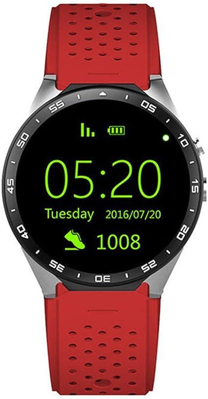 Amazon.com: smarcent kw88 reloj inteligente Bluetooth con ...