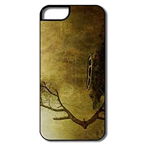 Cool Vintage Boat Picture Plastic Cover For IPhone 5/5s by lolosakes