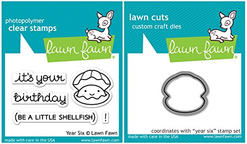 Lawn Fawn Year Stamp Bundle product image