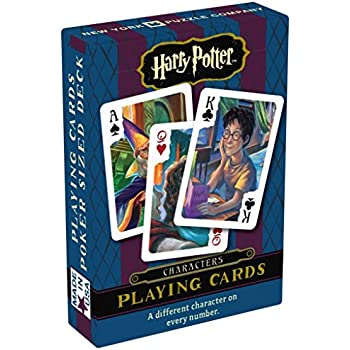 Amazon com: Mattel Games Uno Harry Potter Card Game: Toys
