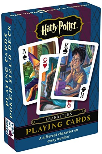 Harry Potter Characters Cards (Harry Potter Cards)