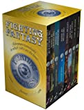 Fighting Fantasy Box Set: Gamebooks 1-8 (Warlock of Firetop Mountain, Citadel of Chaos, Deathtrap Dungeon, Creature of Havoc, City of Thieves, Crypt of the Sorcerer, House of Hell, Forest of Doom): 3