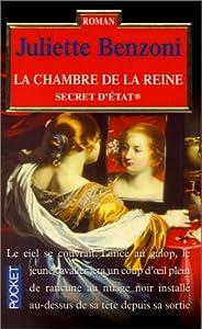 vignette de 'Secret d'état n° 1<br /> La chambre de la reine (Juliette Benzoni)'
