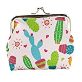 Wallet,toraway Lady Retro Vintage Small Hasp Coin Purse Wallet Bag Change Pouch Key Holder (# 1)