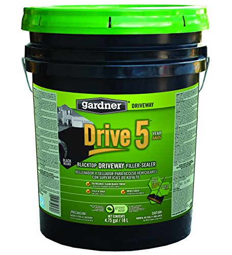 Gardner-Gibson 7545-GA Drive 5 Blacktop Driveway Filler/Sealer