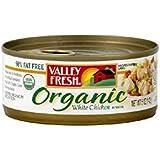 Valley Fresh Organic White Chicken  - 5 oz.-Pack of 12