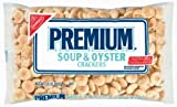 Nabisco Premium Soup & Oyster Crackers - 12 Pack