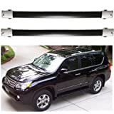 Amazon com: Outdoordeal Roof Rack Cross Bars for 2010-2015