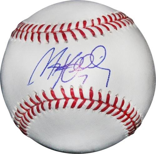 Matt Holliday Autographed MLB Baseball (Matt Holliday Autographed Baseball)