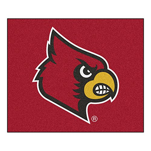 (FANMATS NCAA University of Louisville Cardinals Nylon Face Tailgater)