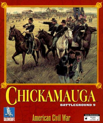 Battleground 9:  Chickamauga - PC