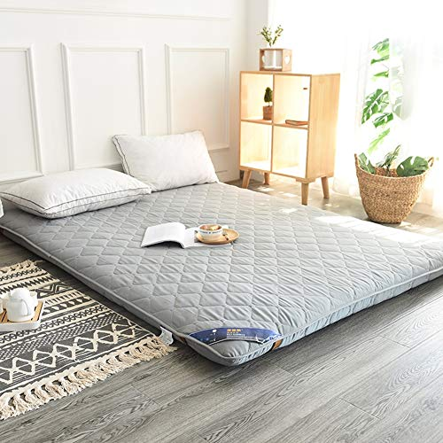 HIGOGOGO Reversible Quilted Mattress Pad Tatami Futon for sale  Delivered anywhere in USA