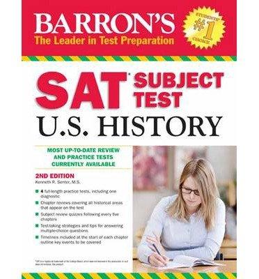 [(SAT U.S. History )] [Author: Kenneth R. Senter] [Mar-2014]