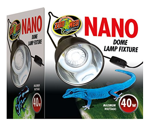 Zoo Med Nano Dome Lamp Fixture (Dome Small)