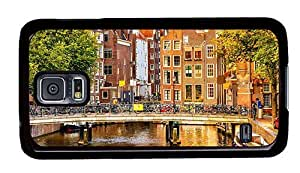 Hipster coolest Samsung Galaxy S5 Cases amsterdam holland PC Black for Samsung S5
