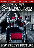 NEW Sweeney Todd (2007) (DVD)