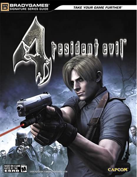 Resident Evil 4 Bradygames Signature Series Official Strategy