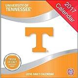 Tennessee Volunteers 2017 Calendar