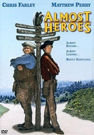 Amazon Com Almost Heroes Dvd Chris Farley Matthew Perry