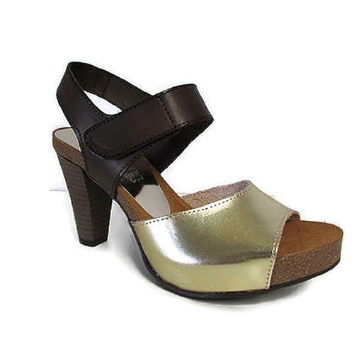 Zapato con TACÓN DE 7CM EN Piel Fabricado Y Hecho EN ESPAÑA 7720 ...