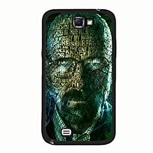 Unique Stylish Design Breaking Bad Phone Case Cover for Samsung Galaxy Note 2 N7100