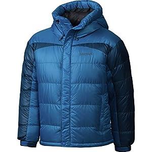 Marmot Mens Greenland Baffled Cobalt Blue Blue Night