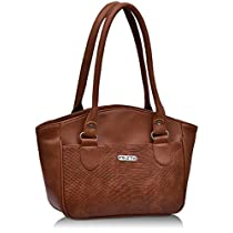 Fristo Women Handbag (FRB-292) Brown
