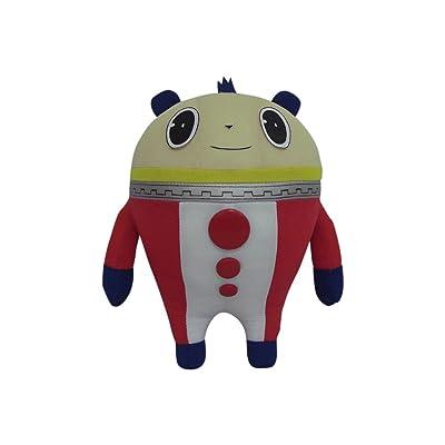 "Great Eastern Persona 4 Teddie Kuma 8\"" Stuffed Plush: Toys & Games [5Bkhe1104453]"