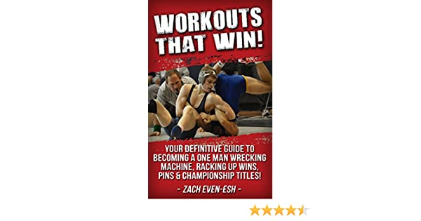 Amazon com: Wrestling Strength Training Workouts That WIN