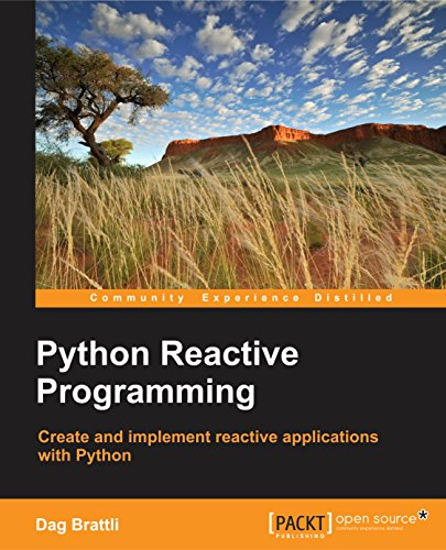 Download PDF Python Reactive Programming