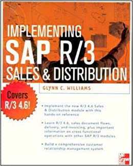 Book Implementing SAP R/3 Sales and Distribution
