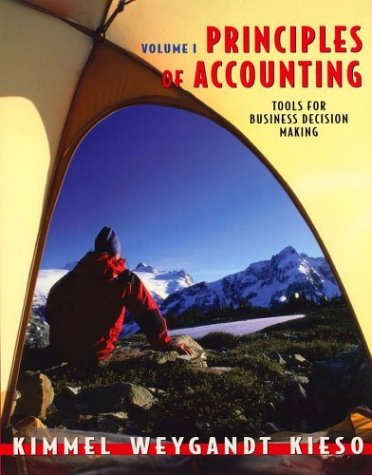Principles of Accounting, Chapters 1-14 (Volume 1)