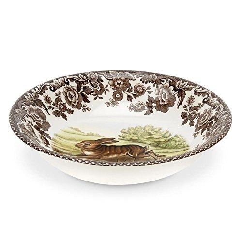 Spode Woodland Rabbit Cereal Bowl