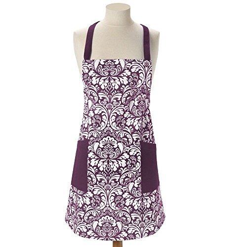 baking apron purple - 5