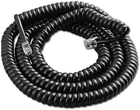 25 FT TELEPHONE HANDSET COIL CORD 25FT   NEW